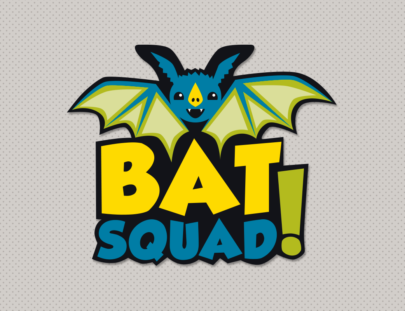 Bat Squad Logo - First Concept - My favorite