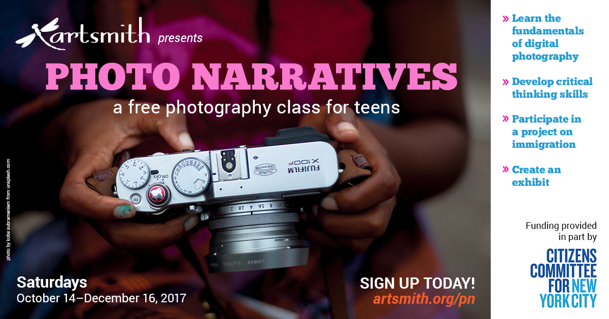 artsmith photo narratives facebook 2017