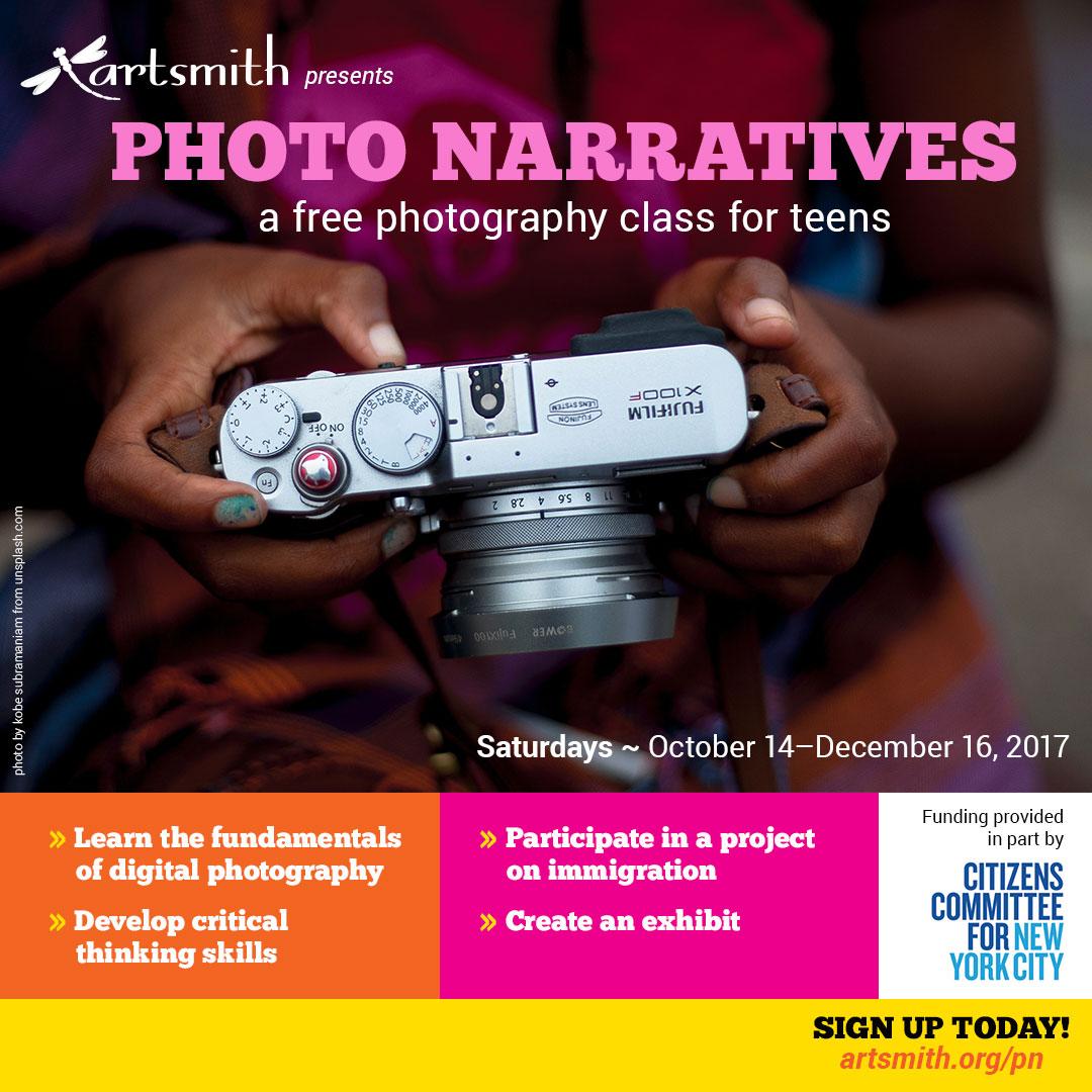 artsmith photo narratives instagram 2017